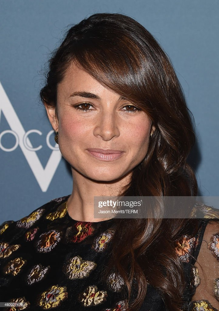 Actress Mia Maestro attends Variety's Power Of Women Luncheon at the Beverly Wilshire Four Seasons Hotel on October 9, 2015 in Beverly Hills, California.