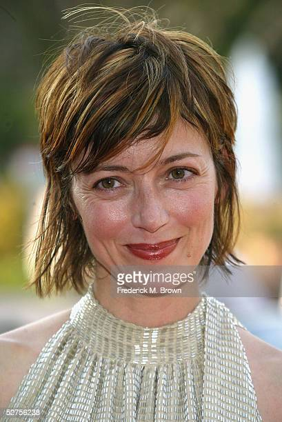 Actress Mia Sara attends the 31st Annual Saturn Awards at the Universal Hilton Hotel on May 3 2005 in Los Angeles California