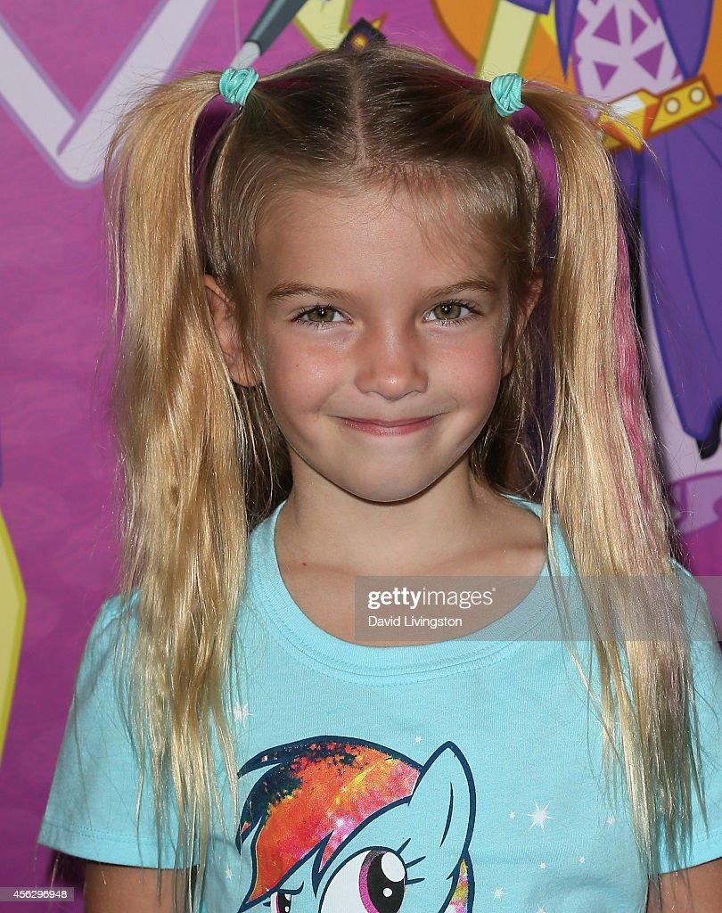 "Premiere Of Hasbro Studios' ""My Little Pony Equestria Girls Rainbow Rocks"" - Arrivals"
