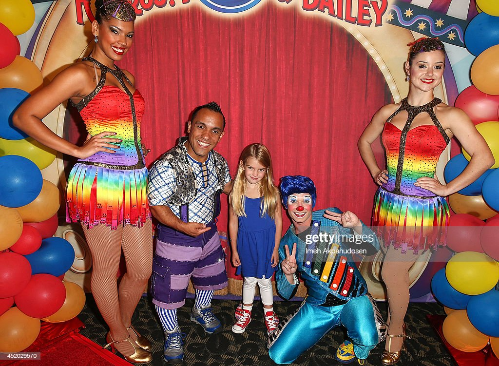 "Premiere Of Ringling Bros. And Barnum & Bailey's ""Legends"" - Arrivals"
