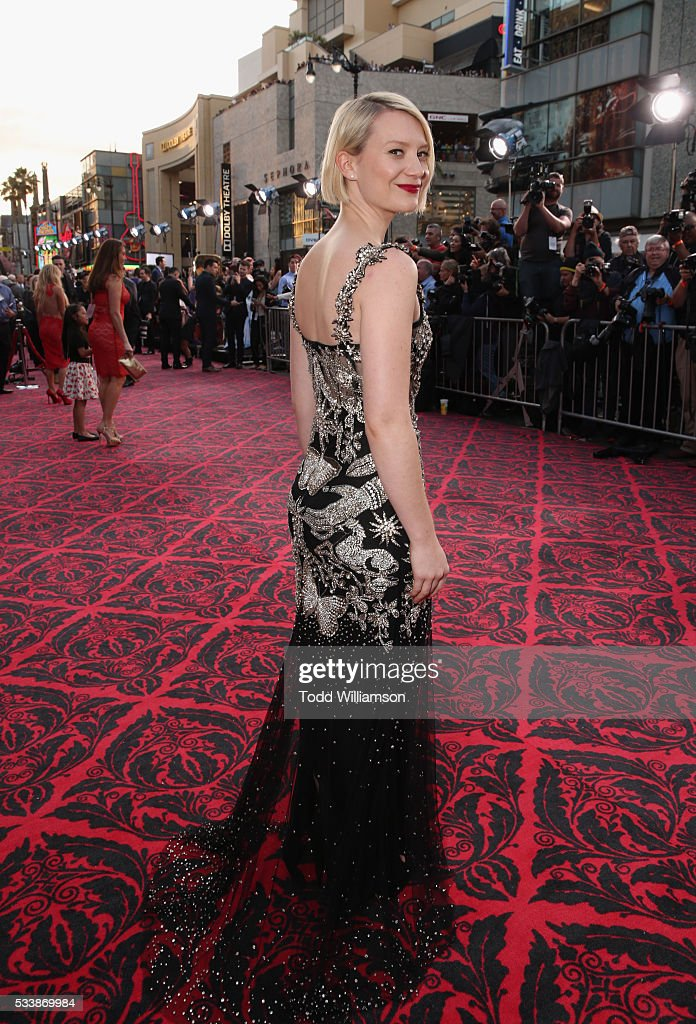 """Premiere Of Disney's """"Alice Through The Looking Glass"""" - Red Carpet"""