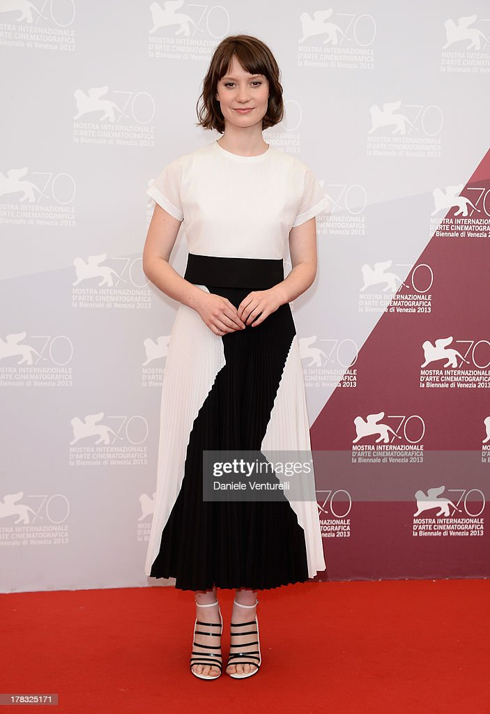 """Tracks"" Photocall  - The 70th Venice International Film Festival"