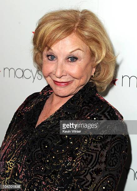 Actress Michael Learned arrives at Glamorama presented by Macy's Passport at the Orpheum Theatre on September 16 2010 in Los Angeles California