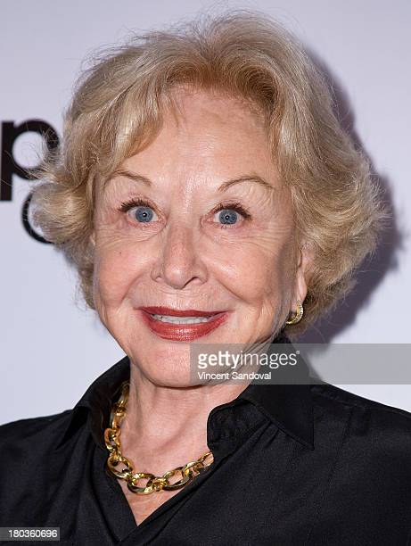 Actress Michael Learned attends Cops 4 Causes 2nd annual Heroes Helping Heroes benefit concert at House of Blues Sunset Strip on September 11 2013 in...