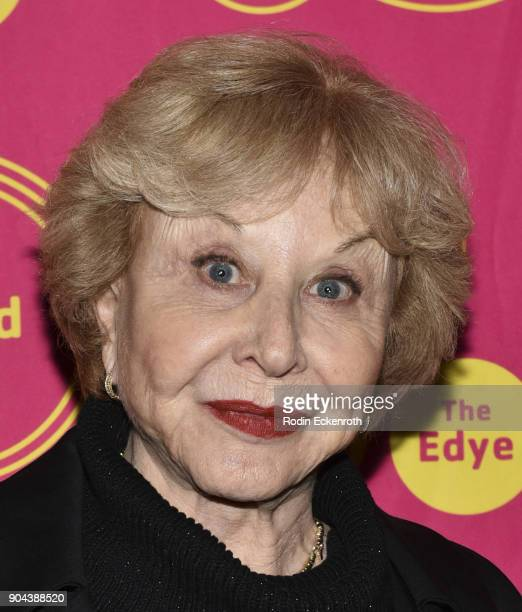 Actress Michael Learned attends Small Mouth Sounds opening night at The Eli and Edythe Broad Stage on January 12 2018 in Santa Monica California