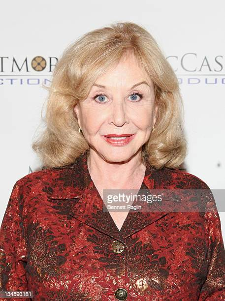 Actress Michael Learned attends the 40th Anniversary Reunion Of ''The Waltons'' at Landmark Loew's Jersey City on December 2 2011 in Jersey City New...
