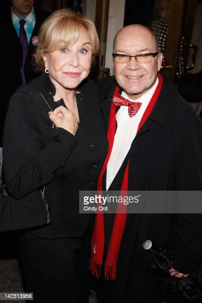 Actress Michael Learned attends the Gore Vidal's The Best Man Broadway Opening night at the Gerald Schoenfeld Theatre on April 1 2012 in New York New...