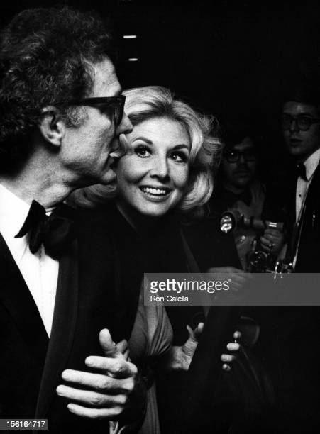 Actress Michael Learned attends the party for 28th Annual Tony Awards on April 21 1974 at Sardi's Restaurant in New York City
