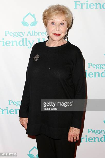 Actress Michael Learned attends the Peggy Albrecht Friendly House's 27th Annual Awards Luncheon at The Beverly Hilton Hotel on October 29 2016 in...