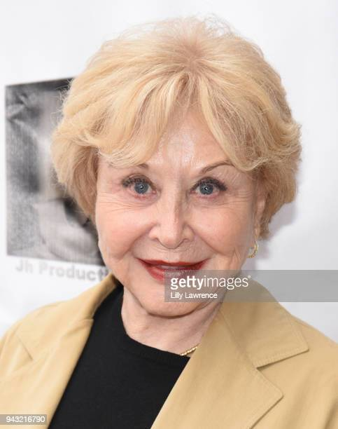 Actress Michael Learned attends the premiere of Inclusion Criteria at Charlie Chaplin Theatre on April 7 2018 in Los Angeles California