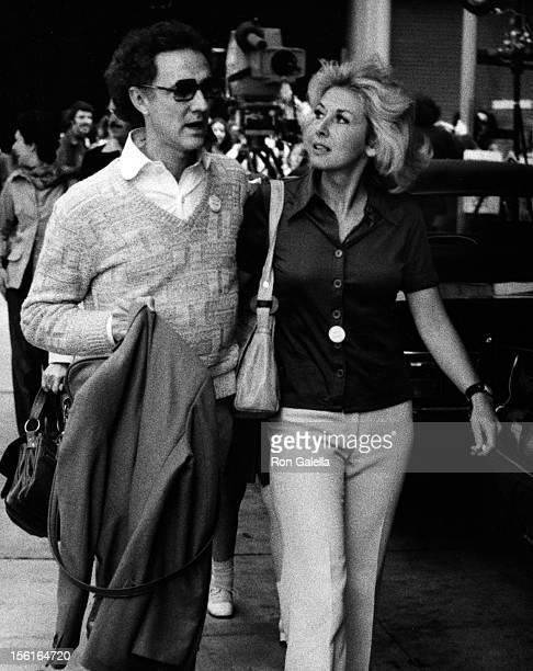 Actress Michael Learned attends the rehearsals for 28th Annual Tony Awards on April 21 1974 at the Shubert Theater in New York City