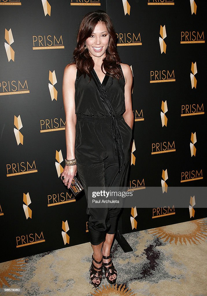 Actress Michaela Conlin arrives at the 2010 PRISM Awards at Beverly Hills Hotel on April 22, 2010 in Beverly Hills, California.