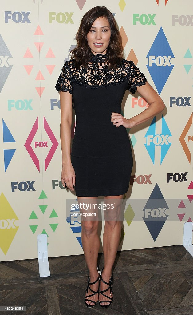 Actress Michaela Conlin arrives at the 2015 Summer TCA Tour FOX All-Star Party at Soho House on August 6, 2015 in West Hollywood, California.