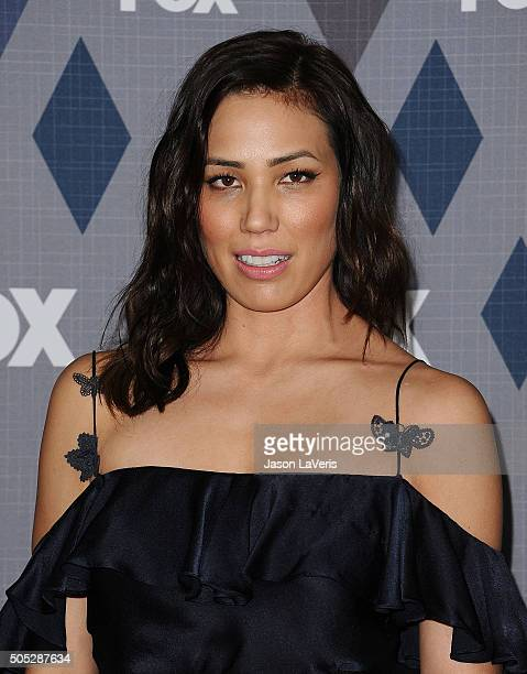Actress Michaela Conlin attends the FOX winter TCA 2016 AllStar party at The Langham Huntington Hotel and Spa on January 15 2016 in Pasadena...