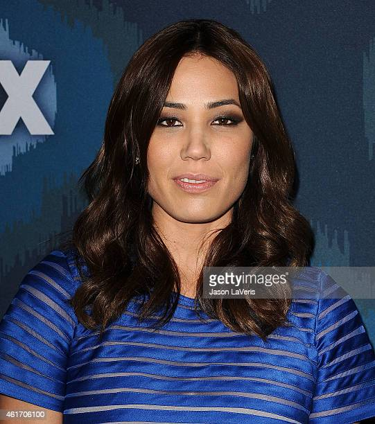 Actress Michaela Conlin attends the FOX winter TCA AllStar party at Langham Hotel on January 17 2015 in Pasadena California