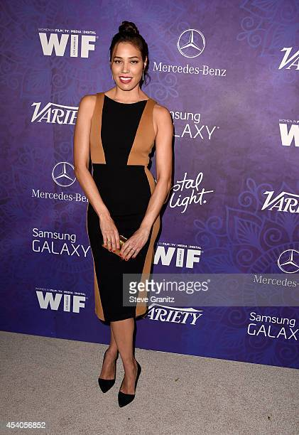 Actress Michaela Conlin attends Variety and Women in Film Annual PreEmmy Celebration at Gracias Madre on August 23 2014 in West Hollywood California