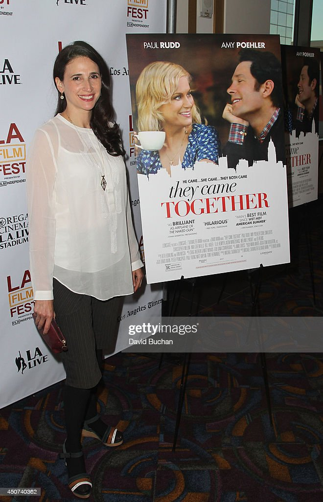 Actress Michaela Watkins Attends The 2014 Los Angeles Film