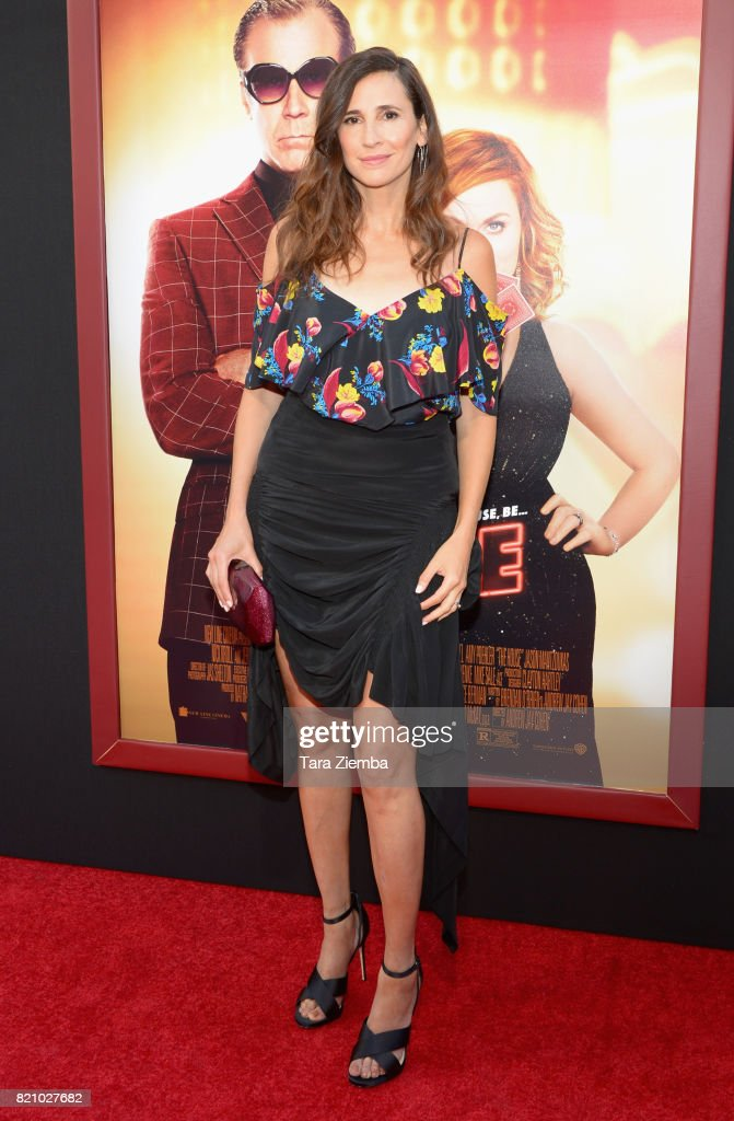 Actress Michaela Watkins attends the premiere of Warner Bros. Pictures' 'The House' at TCL Chinese Theatre on June 26, 2017 in Hollywood, California.