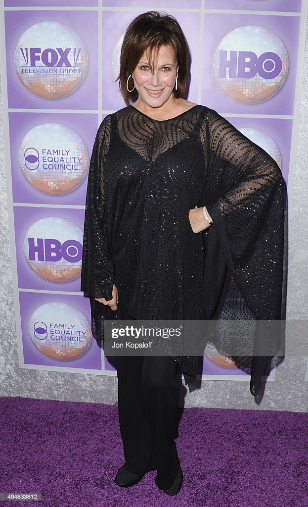 Actress Michele Lee arrives at the Family Equality Council's Los Angeles Awards Dinner at The Beverly Hilton Hotel on February 28, 2015 in Beverly Hills, California.