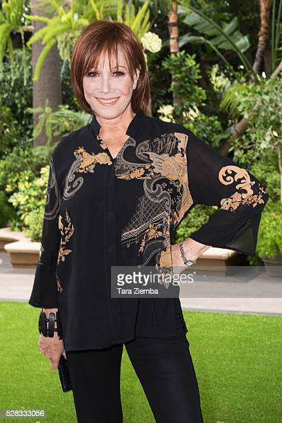 Actress Michele Lee attends ABCs Mother's Day Luncheon at Four Seasons Hotel Los Angeles at Beverly Hills on May 4 2016 in Los Angeles California