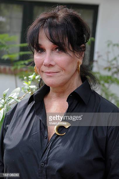 Actress Michele Lee attends the 2nd Annual Celebrity Garden Party Fundraiser Memorabilia Auction For Motion Picture Home Hosted By Renee Taylor And...