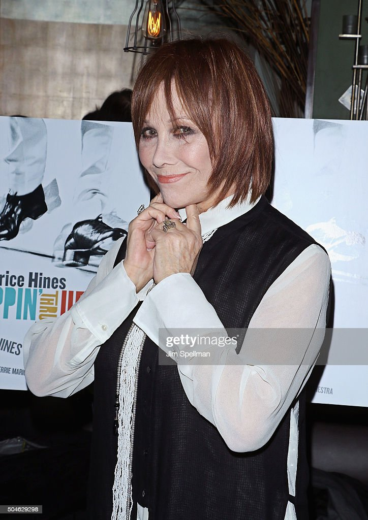 Actress Michele Lee attends the after party for the 'Maurice Hines Tappin' Thru Life' opening night at Thalia on January 11, 2016 in New York City.