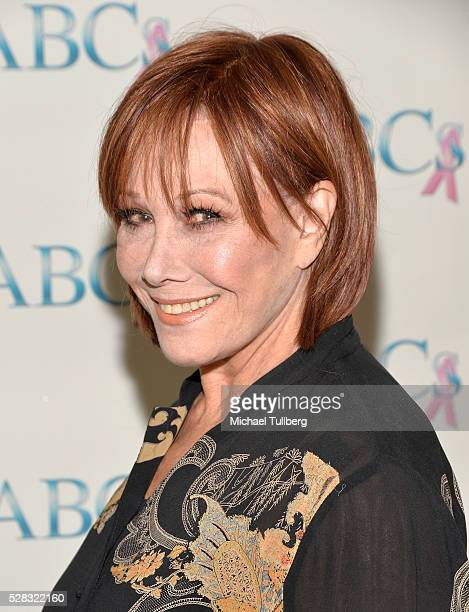 Actress Michele Lee attends the Associates For Breast and Prostate Cancer Studies' annual Mother's Day Luncheon at Four Seasons Hotel Los Angeles at...