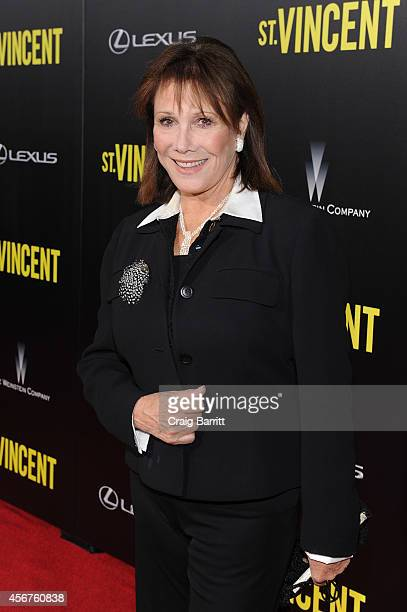 Actress Michele Lee attends the premiere of ST VINCENT hosted by the Weinstein Company with Lexus on October 6 2014 in New York City