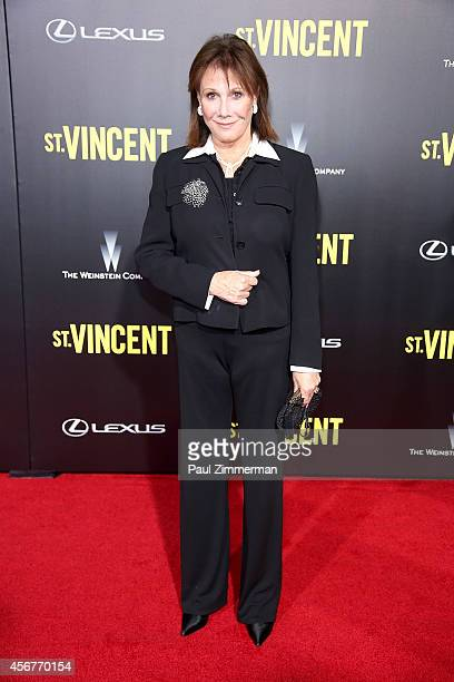 Actress Michele Lee attends the 'St Vincent' New York Premiere at Ziegfeld Theater on October 6 2014 in New York City