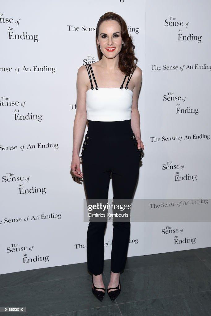 """The Sense Of An Ending"" New York Screening"