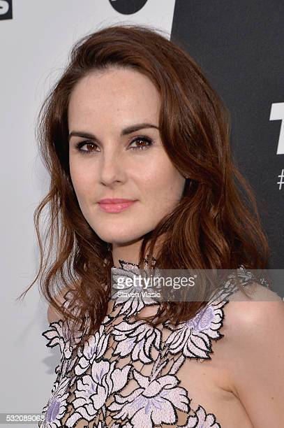 Actress Michelle Dockery attends the Turner Upfront 2016 at Nick Stef's Steakhouse on May 18 2016 in New York City