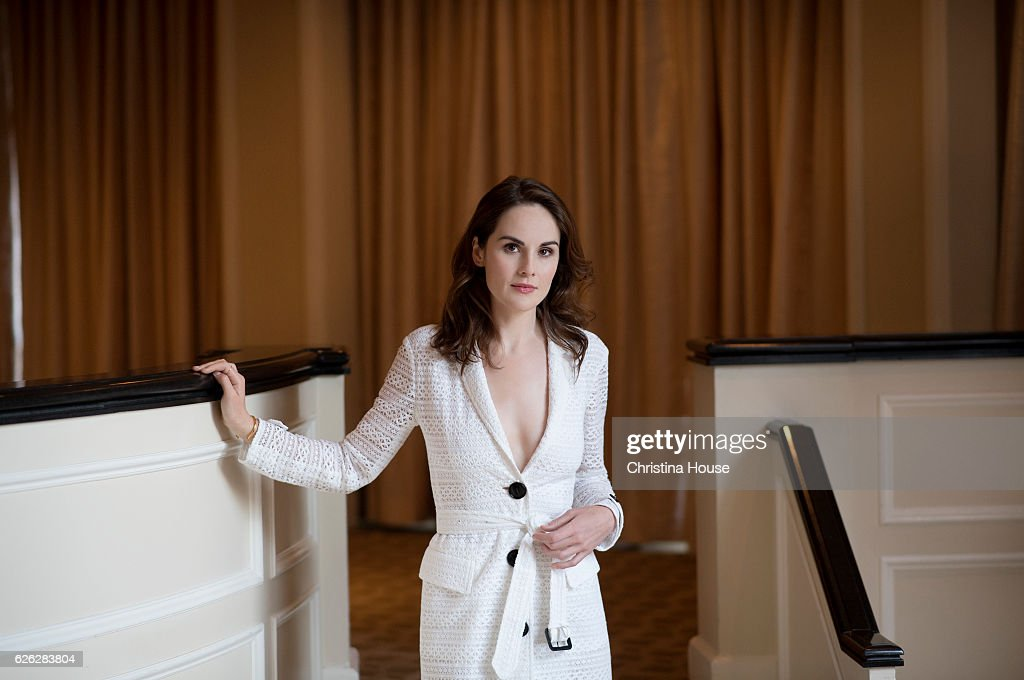 Michelle Dockery, Los Angeles Times, November 13, 2016