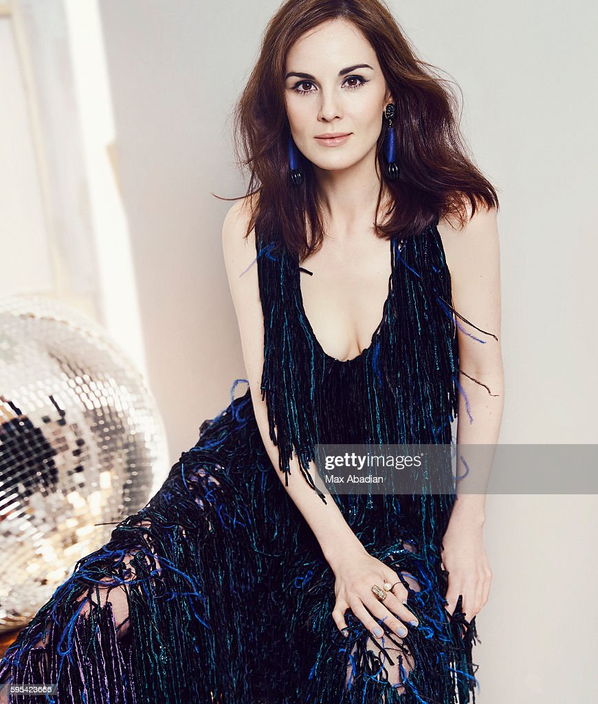 Michelle Dockery, Red Magazine, January 1, 2016