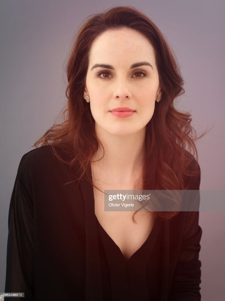 Michelle Dockery, 2018 Cannes Series Festival, Self Assignment, April 2018 : News Photo