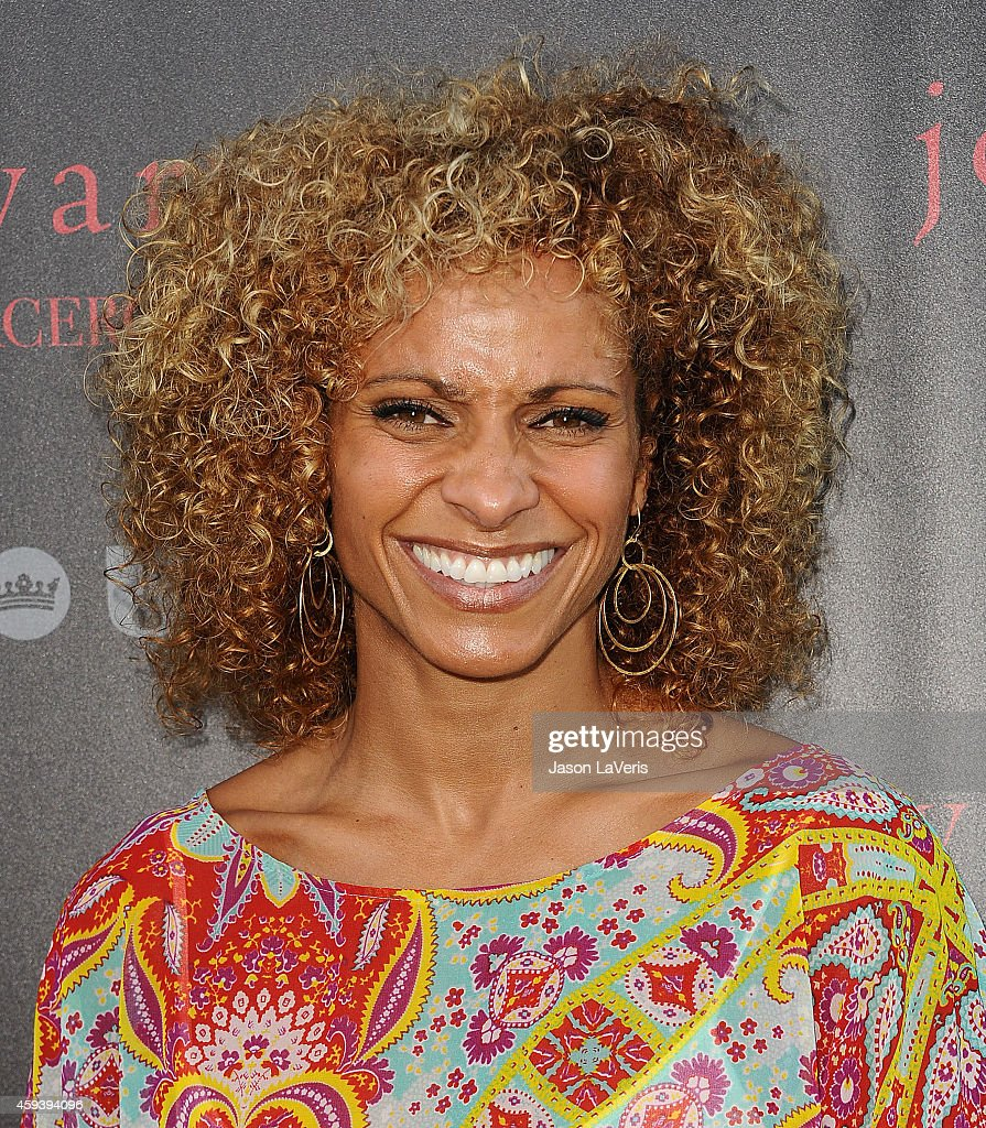 Actress Michelle Hurd attends the International Peace Day celebration at John Varvatos on September 21, 2014 in Los Angeles, California.