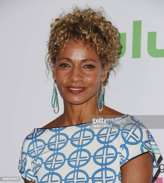 Actress Michelle Hurd attends The Mindy Project final season premiere party at The London West Hollywood on September 12 2017 in West Hollywood...