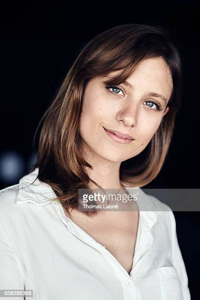 Actress Michelle Jenner Husson is photographed for Self Assignment on May 17 2016 in Cannes France