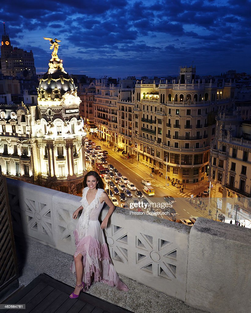 Michelle Jenner, Conde Nast Traveler - Spain, May 1, 2013 : News Photo
