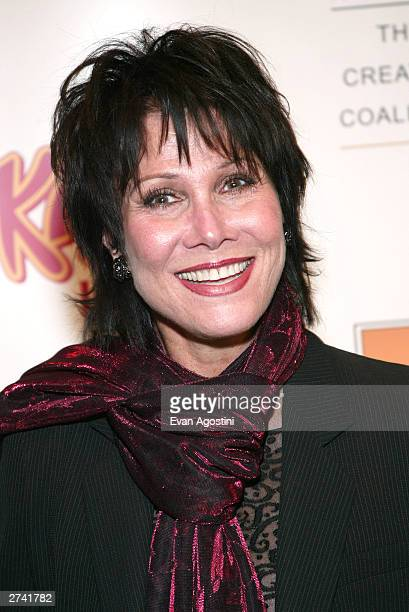 Actress Michelle Lee arrives at the 2003 Creative Coalition Spotlight Awards at Sotheby's New York November 18 2003 in New York City