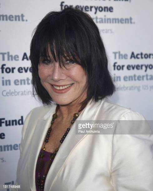 Actress Michelle Lee arrives at the Actors Funds 14th annual Los Angeles TONY awards party at Skirball Cultural Center on June 13 2010 in Los Angeles...