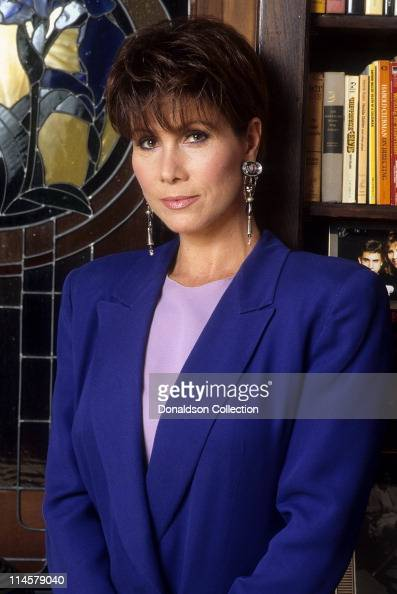 Actress Michelle Lee poses for a portrait in August 1990 ...