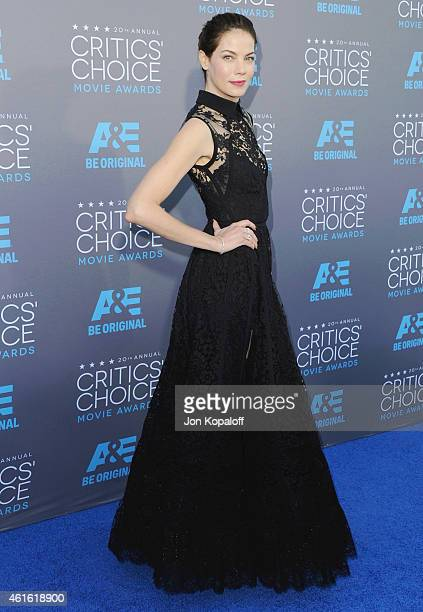 Actress Michelle Monaghan arrives at the 20th Annual Critics' Choice Movie Awards at Hollywood Palladium on January 15 2015 in Los Angeles California
