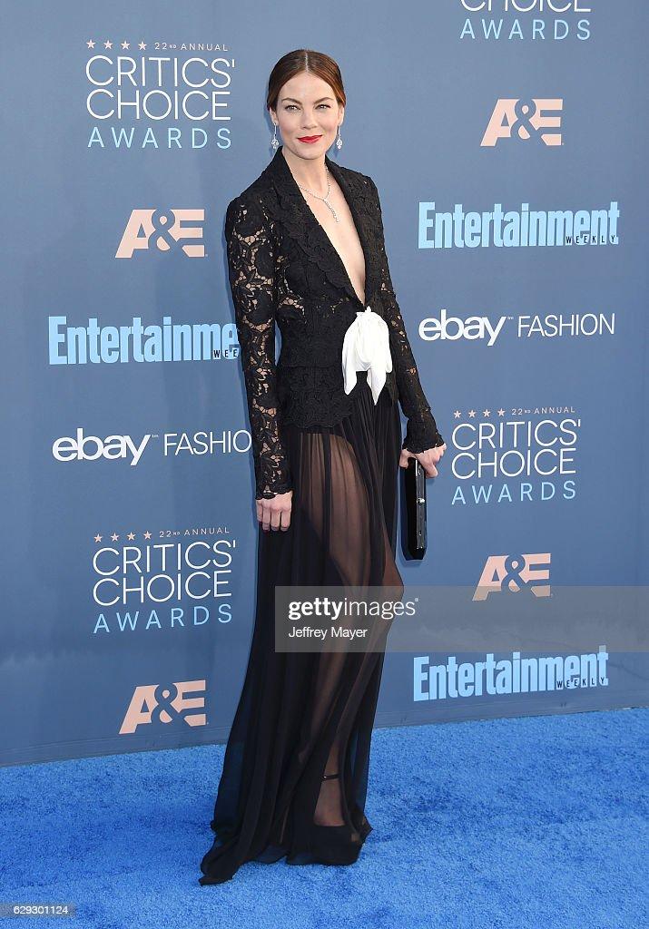 The 22nd Annual Critics' Choice Awards - Arrivals : Fotografia de notícias