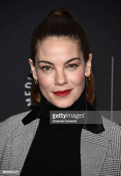 Actress Michelle Monaghan arrives at the Paley Center For Media's presentation of Hulu's 'The Path' Season 3 Premiere at The Paley Center for Media...