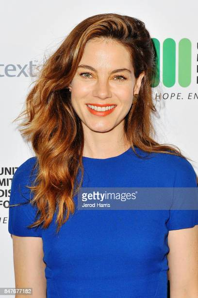 Actress Michelle Monaghan attends Context Summits PreEmmy Charity Mixer Benefiting The United Mitochondrial Disease Foundation at The Edison on...