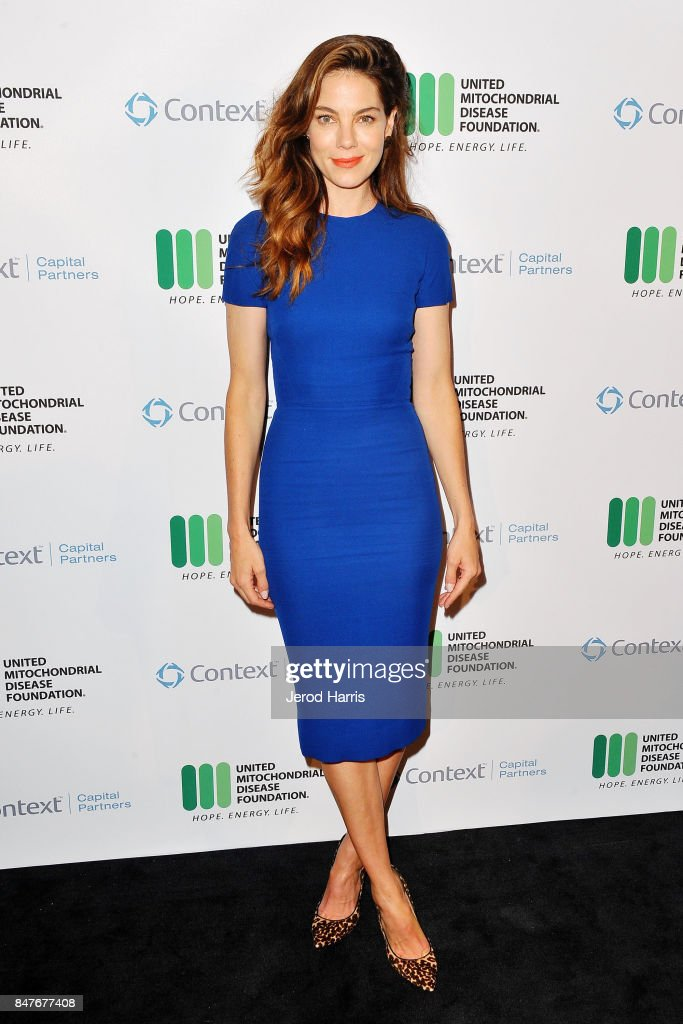 Actress Michelle Monaghan attends Context Summits Pre-Emmy Charity Mixer Benefiting The United Mitochondrial Disease Foundation (UMDF) at The Edison on September 15, 2017 in Los Angeles, California.