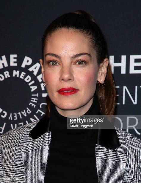 Actress Michelle Monaghan attends Hulu's 'The Path' Season 3 Premiere presented by the Paley Center for Media at The Paley Center for Media on...