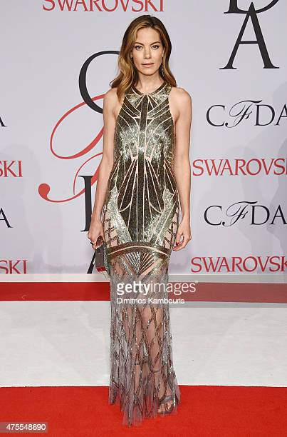 Actress Michelle Monaghan attends the 2015 CFDA Fashion Awards at Alice Tully Hall at Lincoln Center on June 1 2015 in New York City