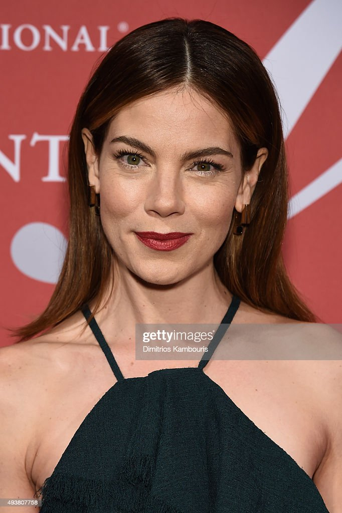 Actress Michelle Monaghan attends the 2015 Fashion Group International Night Of Stars Gala at Cipriani Wall Street on October 22, 2015 in New York City.