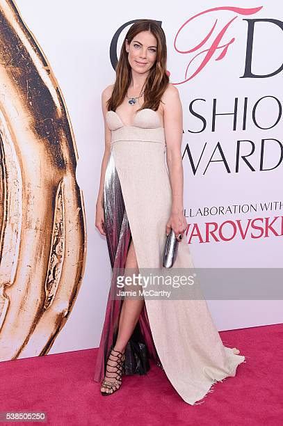 Actress Michelle Monaghan attends the 2016 CFDA Fashion Awards at the Hammerstein Ballroom on June 6 2016 in New York City